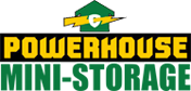 Powerhouse Mini Storage Logo